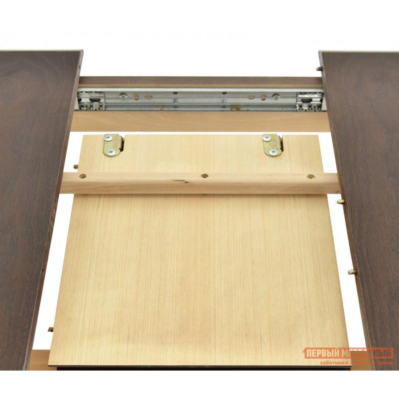Кухонный стол  Стол раздвижной Прага Темный орех, Большой (фото 5)