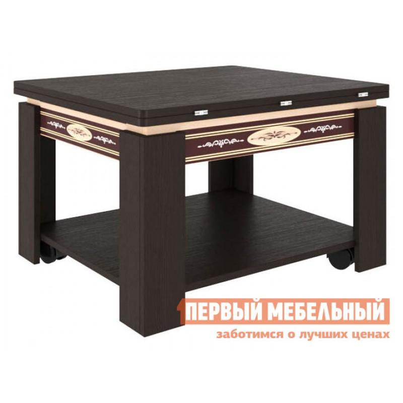 Журнальный столик  Адам 1 Венге / Дуб млечный
