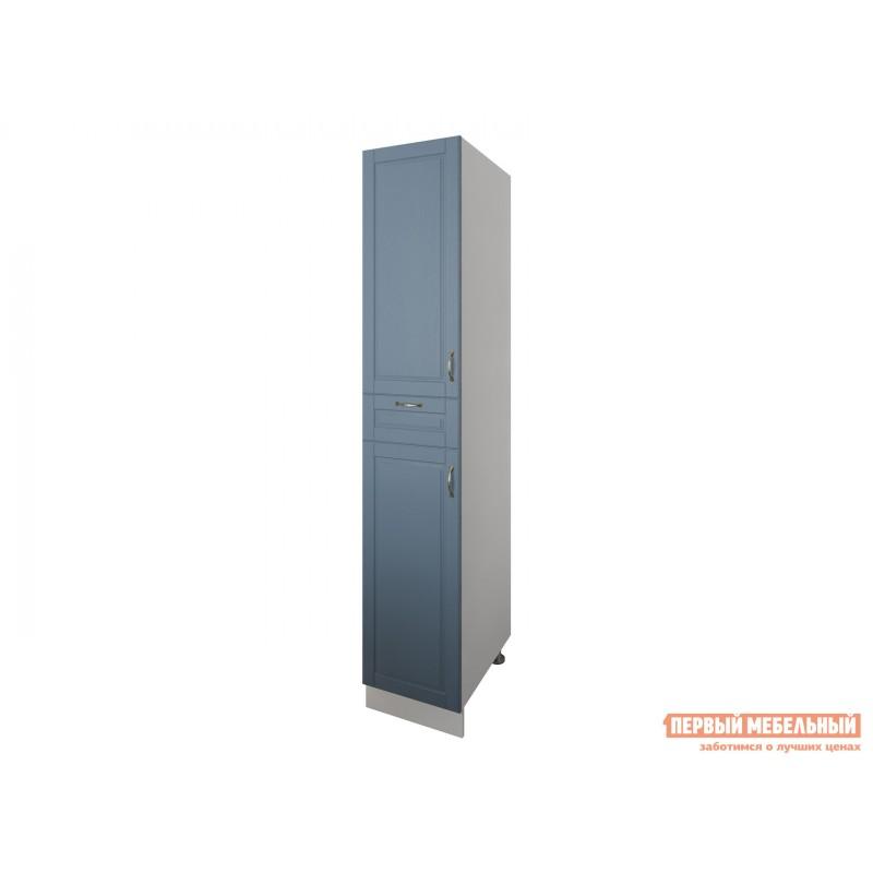 Кухонный модуль  Пенал Н=200 см 2 двери 1 ящик 40 см Палермо Деним