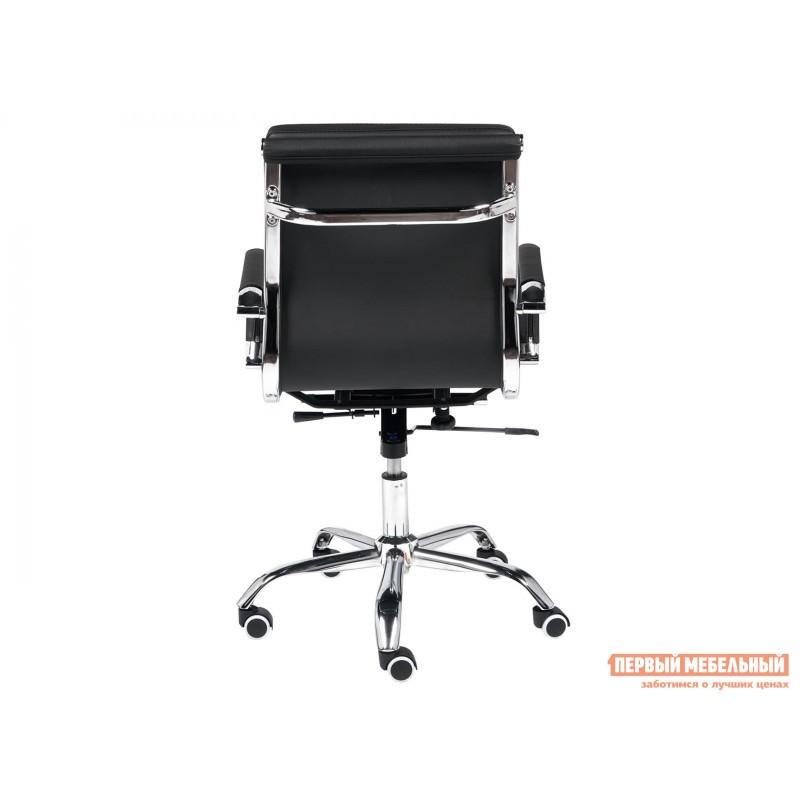 Офисное кресло  Офисное кресло BESTO-LOW Черный, искусственная кожа (фото 5)