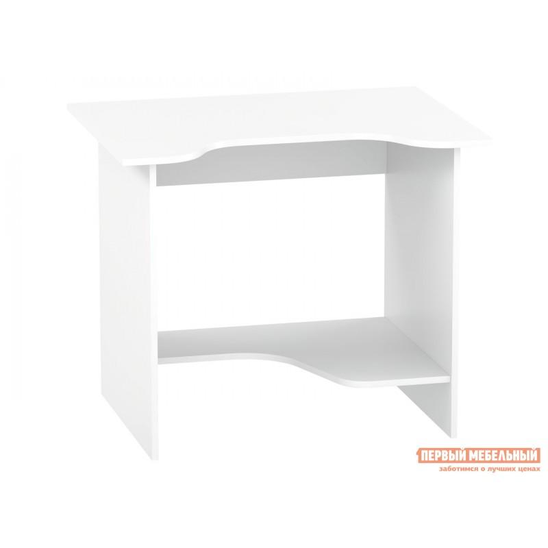 Компьютерный стол  КСТ-03 Белый