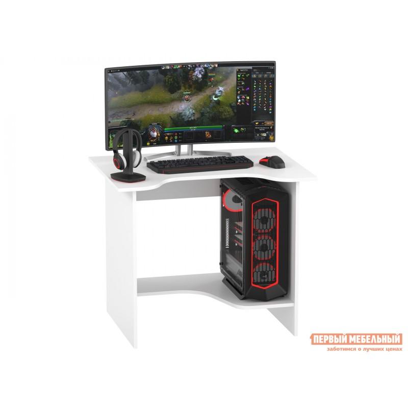 Компьютерный стол  КСТ-03 Белый (фото 2)