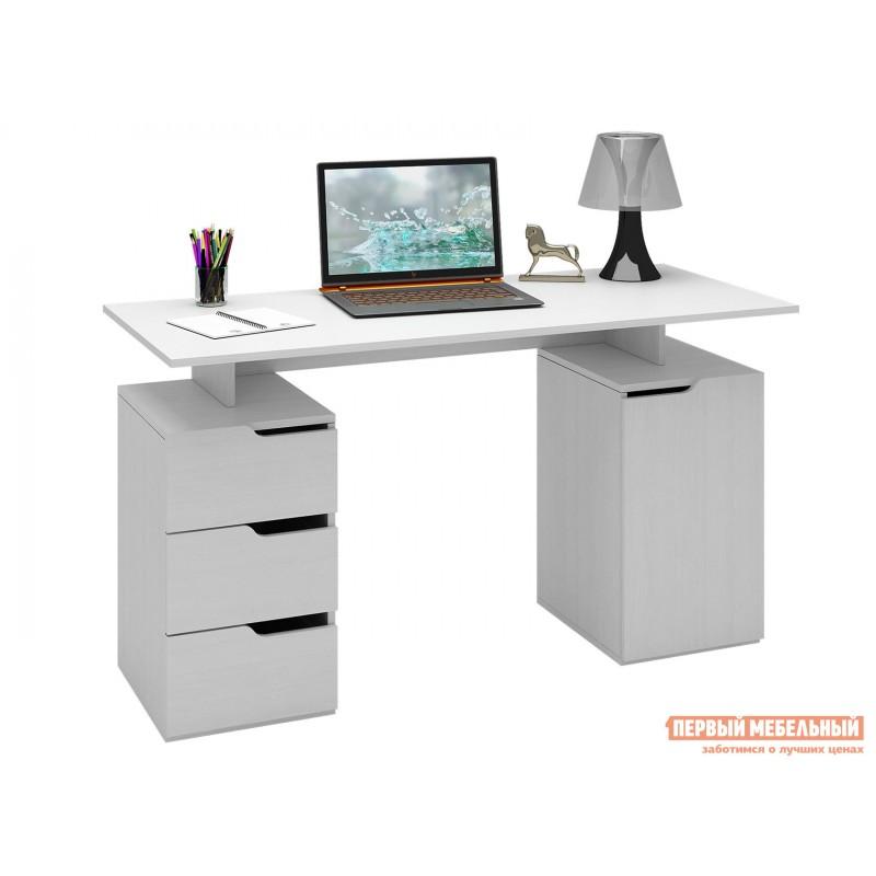 Письменный стол  Нейт-3 Белый