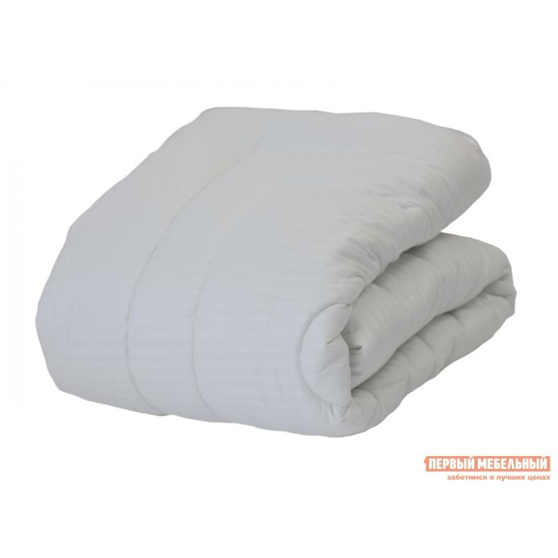 Одеяло  Одеяло сатин/бамбуковое волокно 300 гр/м2 всесезонное Белый, 1400 х 2050 мм (фото 6)