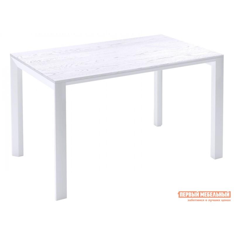Кухонный стол  Стол Kenner LE1200 Белый / Сосна белая
