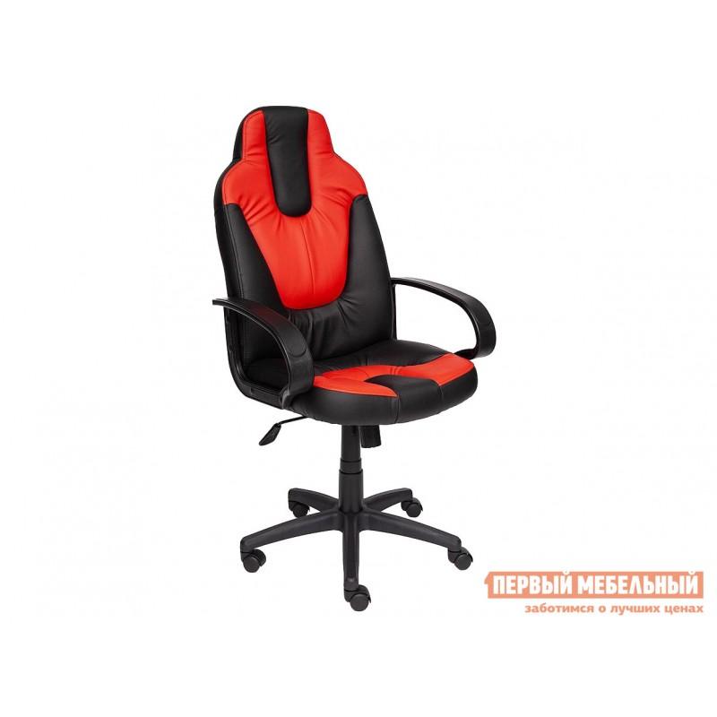 Игровое кресло  NEO (1) Черная, иск.кожа / Красная, иск.кожа