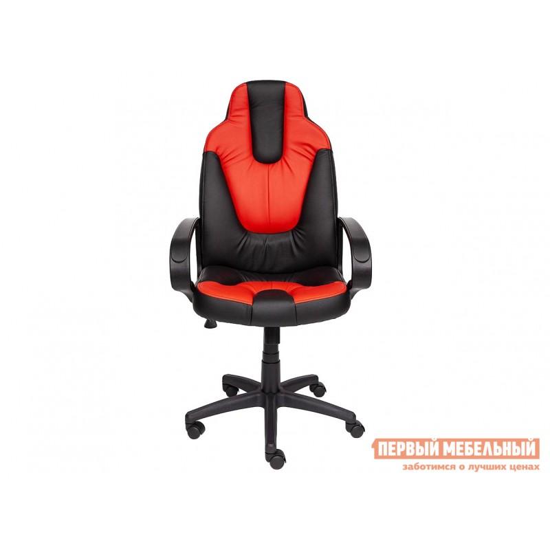 Игровое кресло  NEO (1) Черная, иск.кожа / Красная, иск.кожа (фото 2)