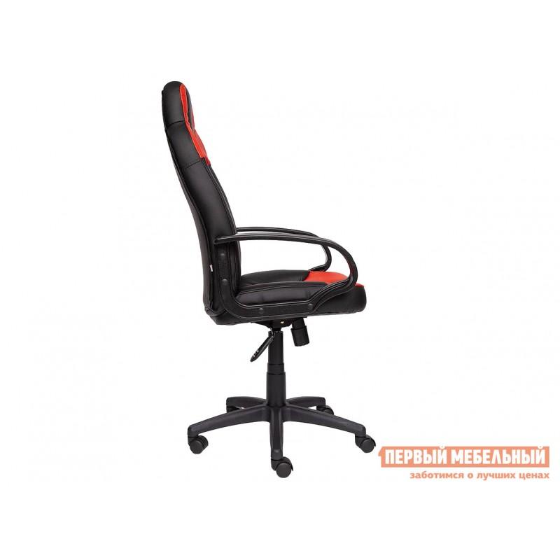 Игровое кресло  NEO (1) Черная, иск.кожа / Красная, иск.кожа (фото 3)