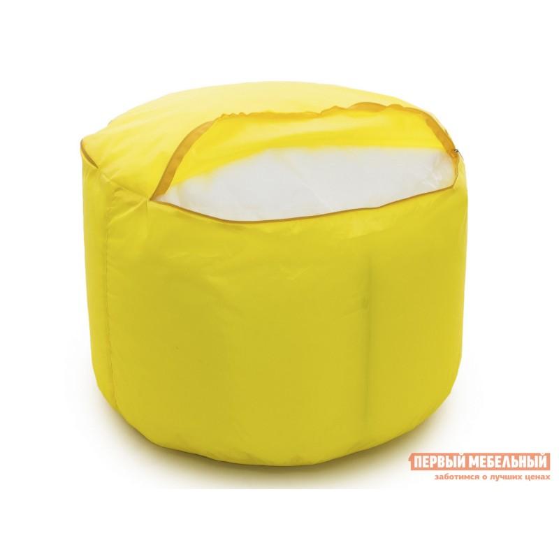 Пуфик  Детский пуфик Колобок Желтый