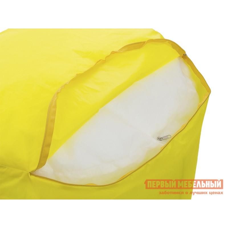 Пуфик  Детский пуфик Колобок Желтый (фото 2)