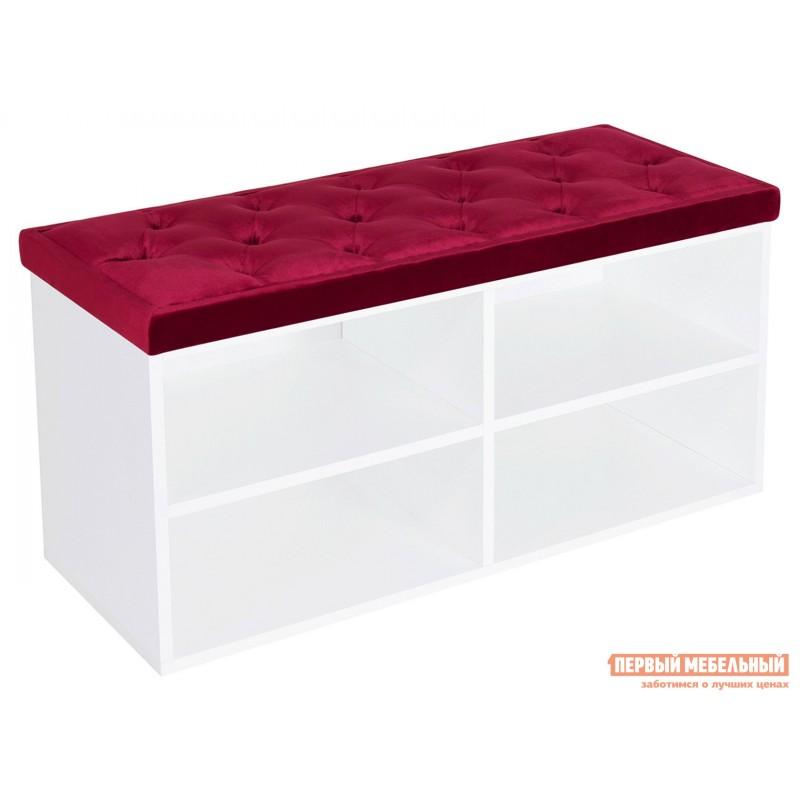 Обувница  Обувница HD 950*450*450 Bella 04 Красный, Белый