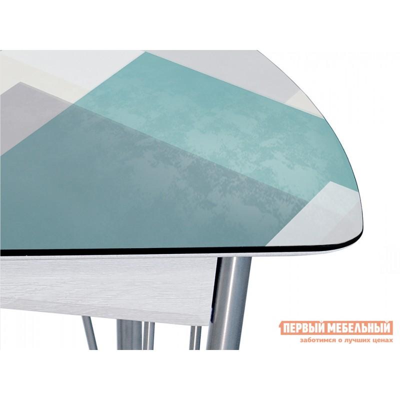 Кухонный стол  Стол обеденный Фиеста Геометрик (фото 2)