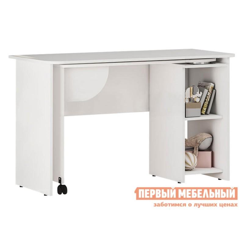 Компьютерный стол детский  Трио письменный стол ПС-03 Белый (фото 2)