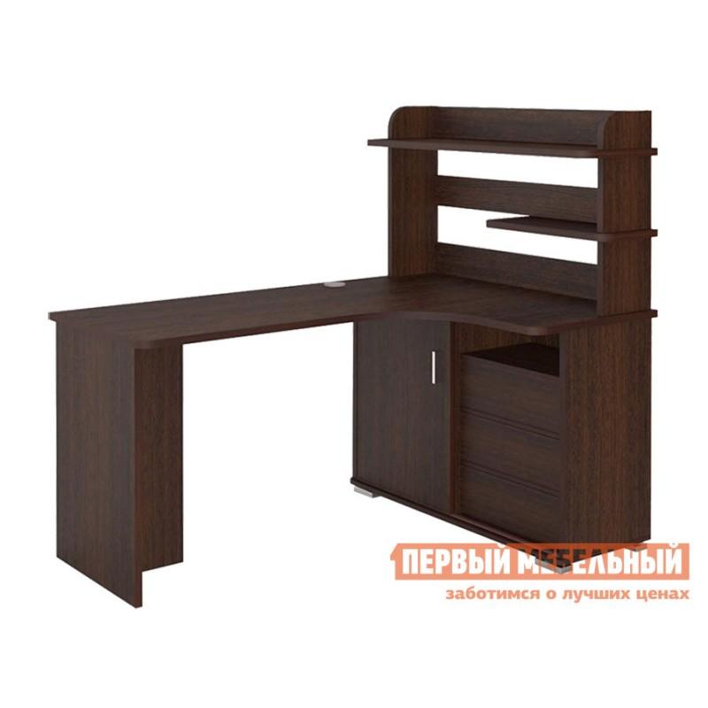 Компьютерный стол  СР-145 Правый, Венге