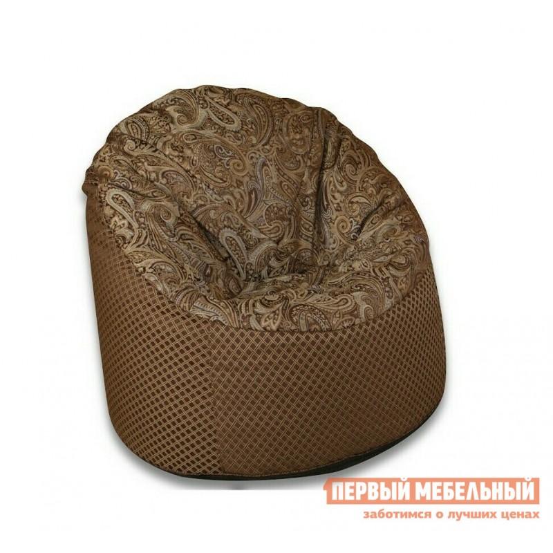 Кресло-мешок  Кресло-пенек Лонгория Chokolate