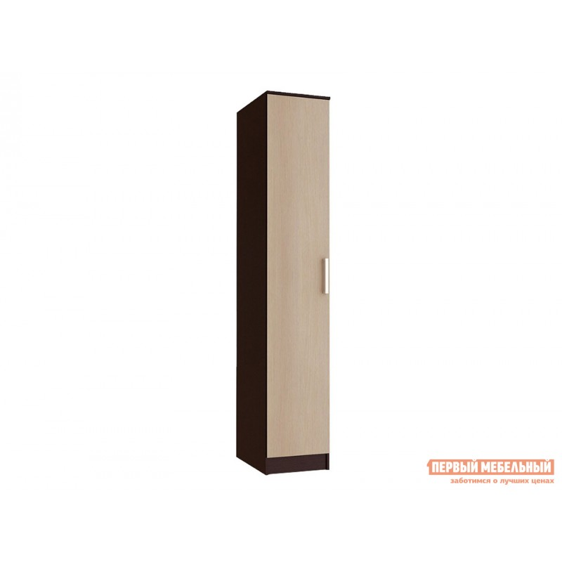 Распашной шкаф  Фиеста Ш1 Венге / Лоредо