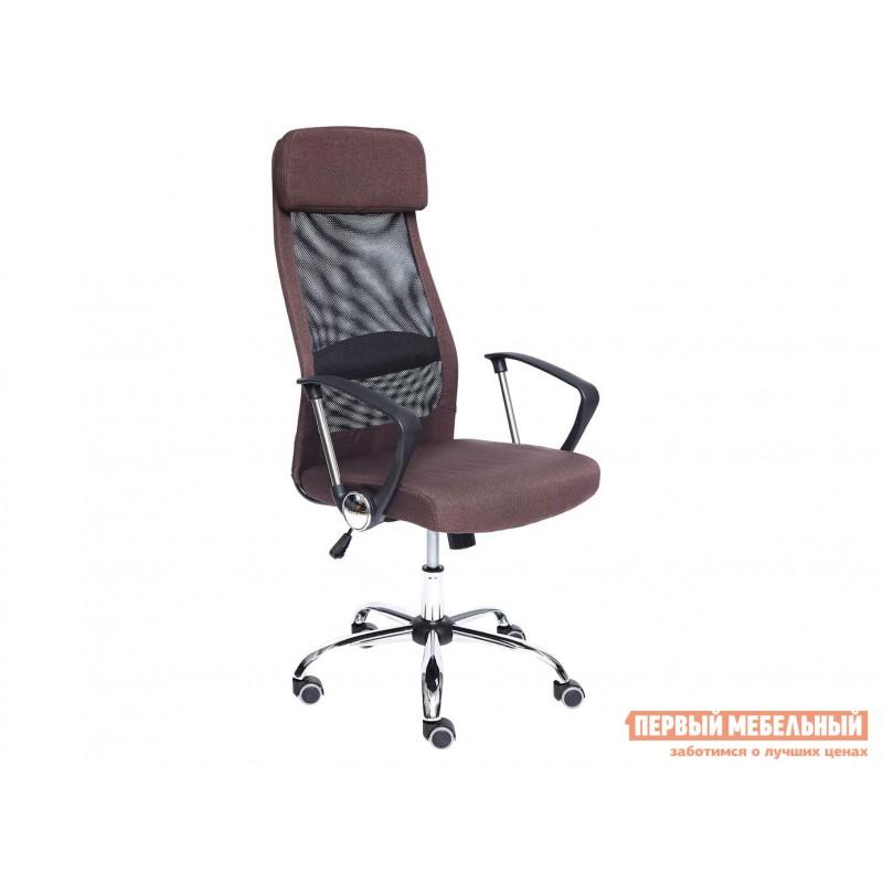 Офисное кресло  Кресло PROFIT Ткань / Коричневый, черный