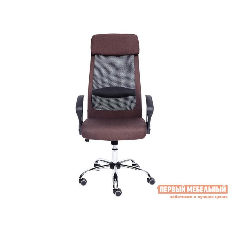 Офисное кресло  Кресло PROFIT Ткань / Коричневый, черный (фото 2)