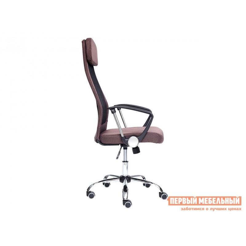 Офисное кресло  Кресло PROFIT Ткань / Коричневый, черный (фото 4)