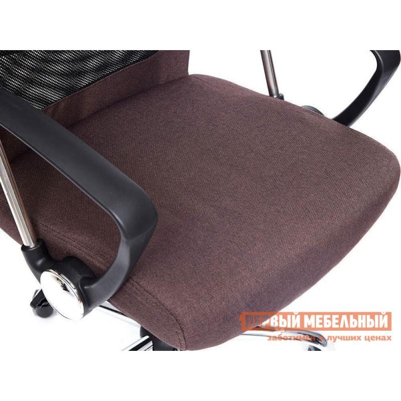 Офисное кресло  Кресло PROFIT Ткань / Коричневый, черный (фото 5)