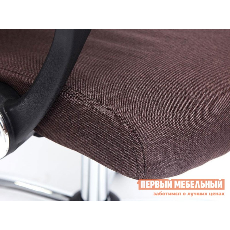 Офисное кресло  Кресло PROFIT Ткань / Коричневый, черный (фото 10)