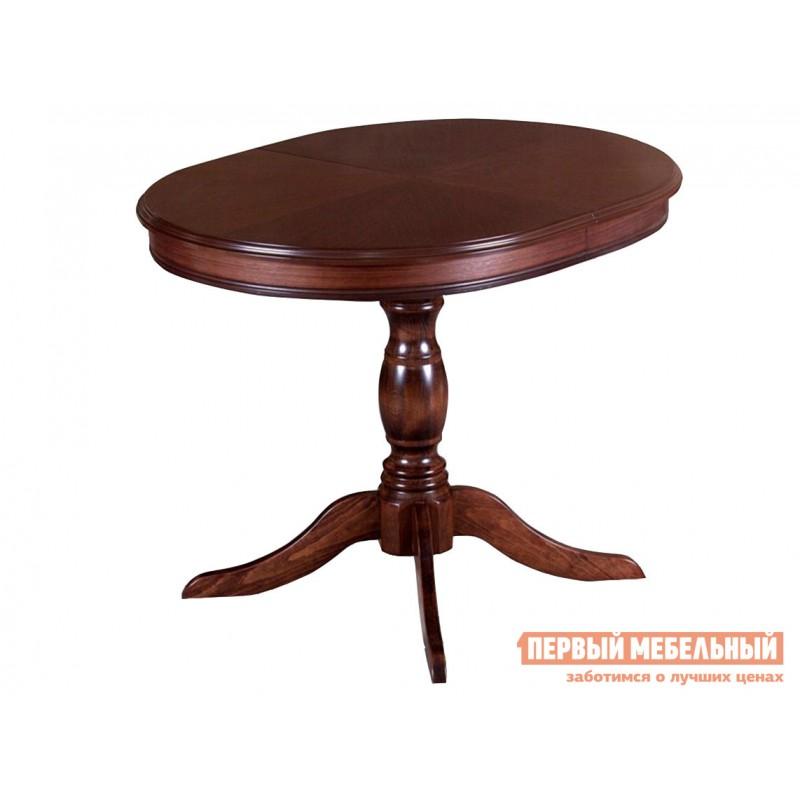 Кухонный стол  Стол Рендер-1 ЛАЙТ 1000(1360) Орех