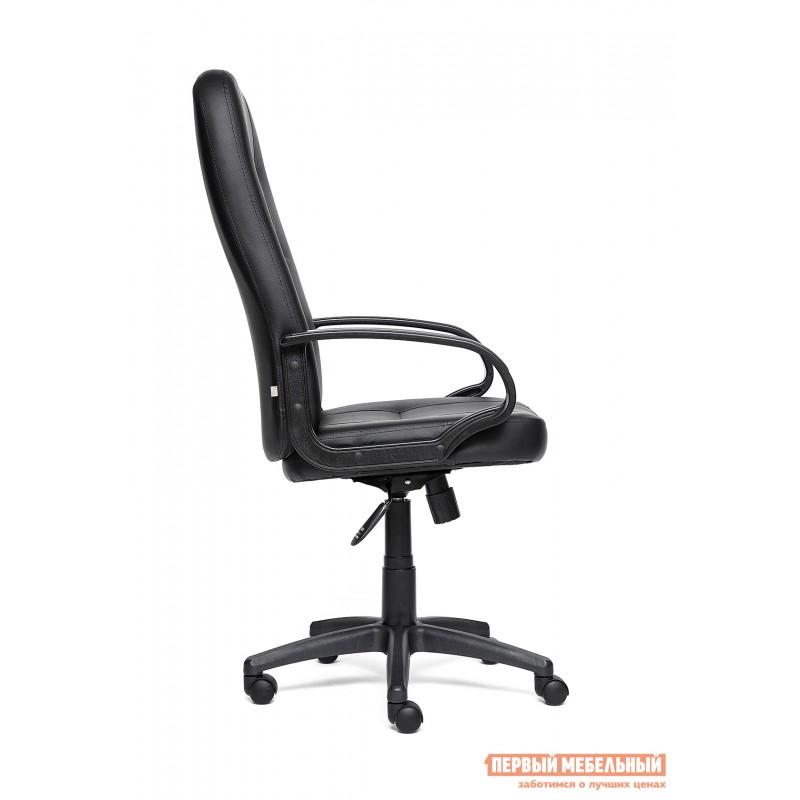 Кресло руководителя  Devon Иск. кожа черная PU C36-6 (фото 3)