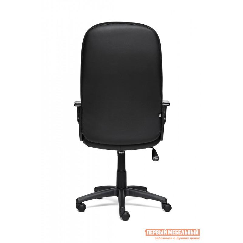 Кресло руководителя  Devon Иск. кожа черная PU C36-6 (фото 4)