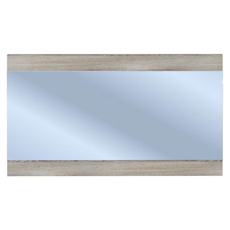 Настенное зеркало  Гарда Ясень Таормино, Малый (фото 2)