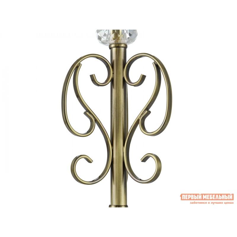 Настольная лампа  Настольная лампа Дриана FR2405-TL-01-BS Бронза антик / Бежевый (фото 3)