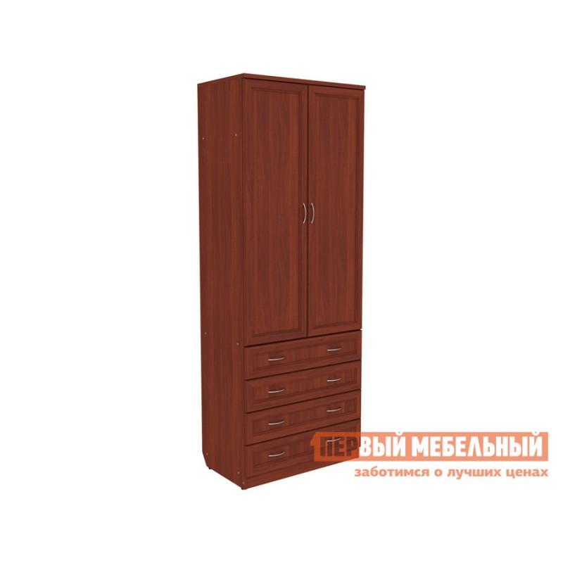 Распашной шкаф  Мерлен 103 Итальянский орех