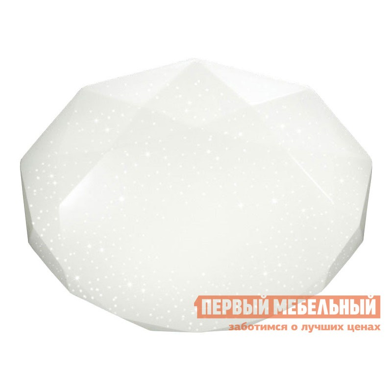Люстра  2012/EL SN 055 Светильник пластик LED 72Вт 3000-6000K D510 IP43 пульт ДУ Tora Белый