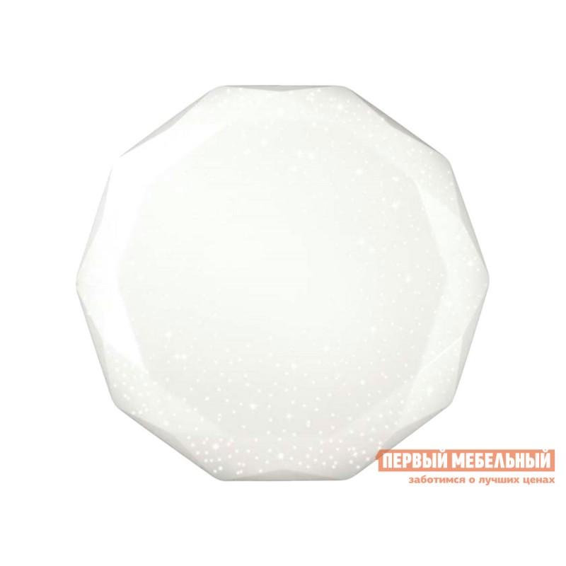 Люстра  2012/EL SN 055 Светильник пластик LED 72Вт 3000-6000K D510 IP43 пульт ДУ Tora Белый (фото 2)
