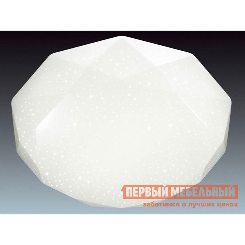 Люстра  2012/EL SN 055 Светильник пластик LED 72Вт 3000-6000K D510 IP43 пульт ДУ Tora Белый (фото 3)