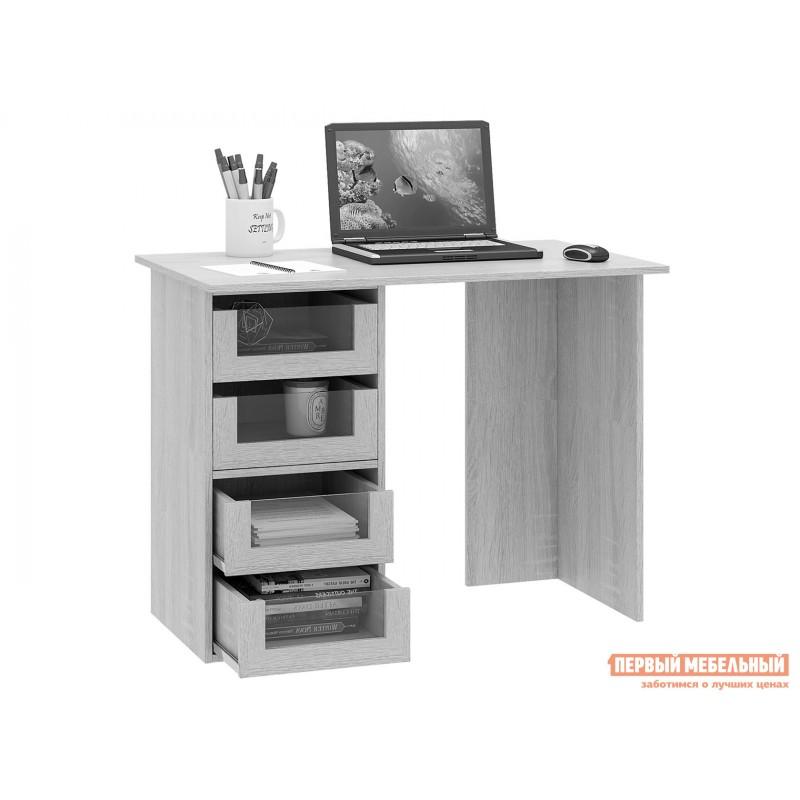 Письменный стол  Прайм-33 Венге / Белый (фото 2)