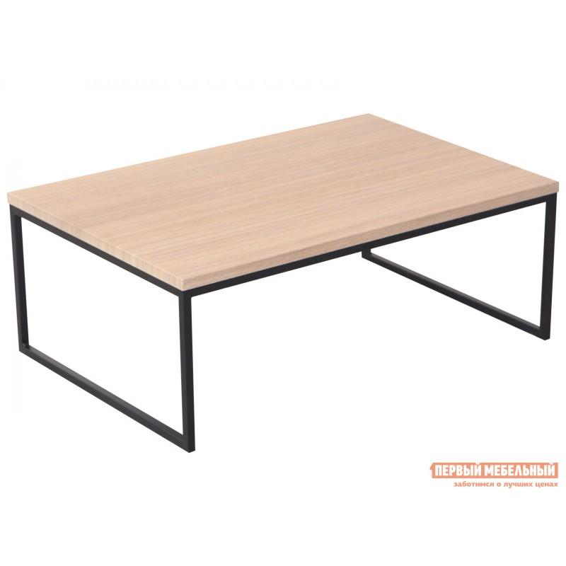 Журнальный столик  Столик журнальный Матисс 1 Дуб Каньон, 800 мм