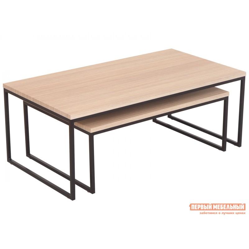 Журнальный столик  Столик журнальный Матисс 1 Дуб Каньон, 800 мм (фото 5)