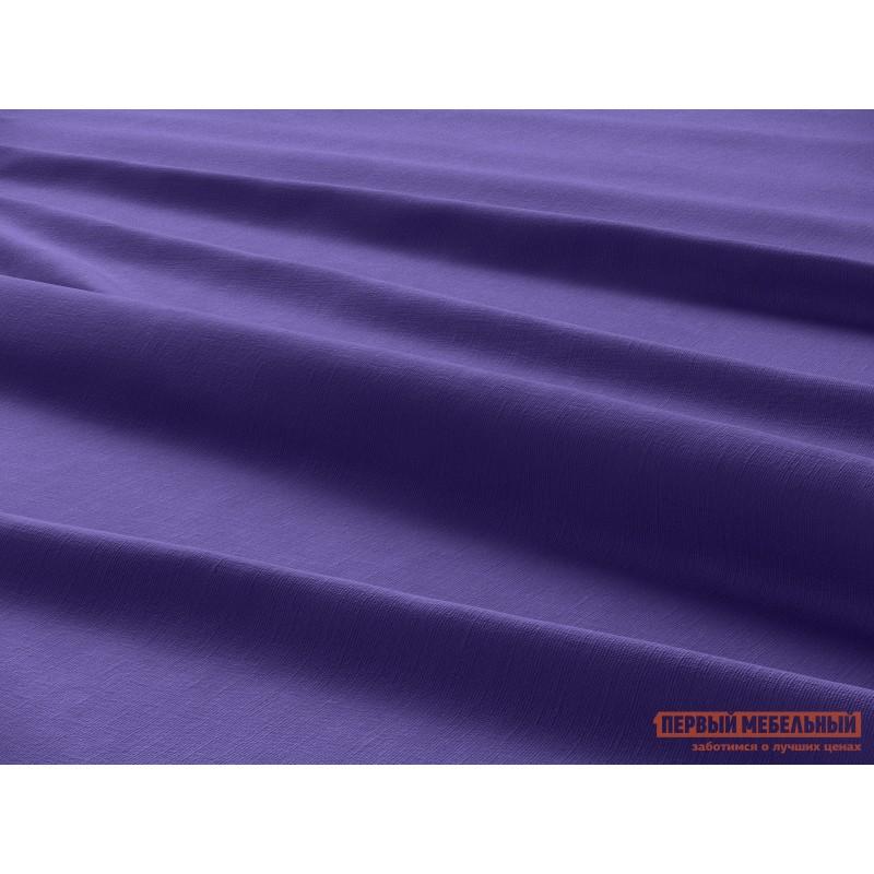 Комплект постельного белья  КПБ сатин однотонный (фиолетовый ОСНОВА СНОВ) Фиолетовый, сатин, Двуспальный (фото 4)