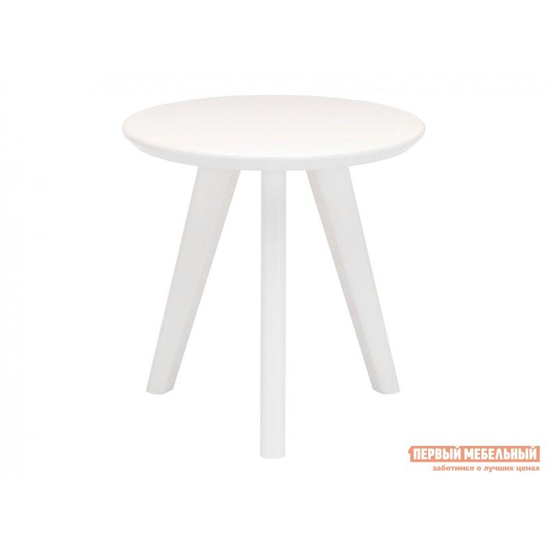 Журнальный столик  Столик Лоренцо Молочный дуб, Малый