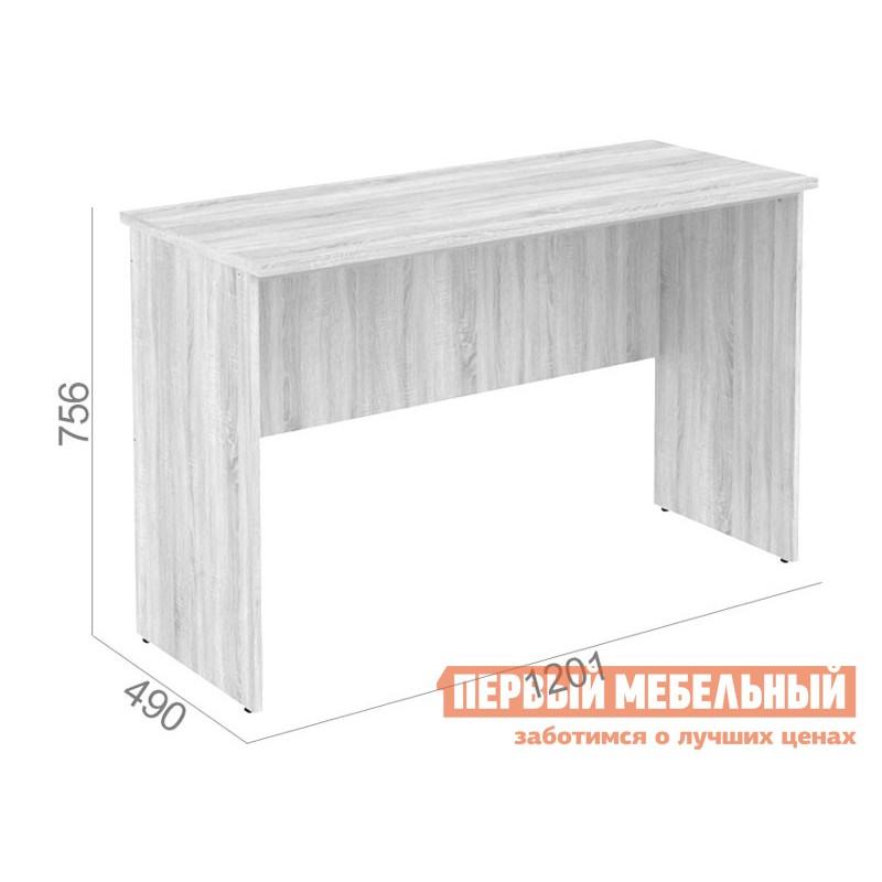 Письменный стол  Мерлен С01 Молочный дуб (фото 2)