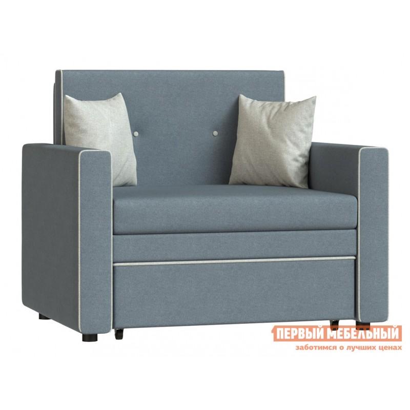 Кресло  Кресло-кровать Найс Серый, рогожка