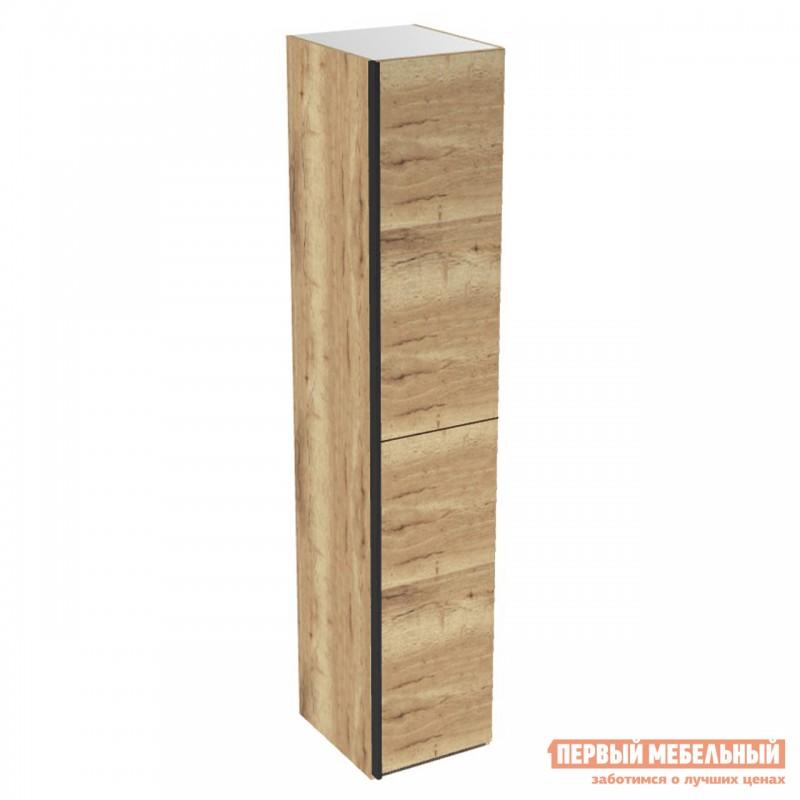 Распашной шкаф  Стреза 8 Дуб Галифакс, Без дополнительных полок