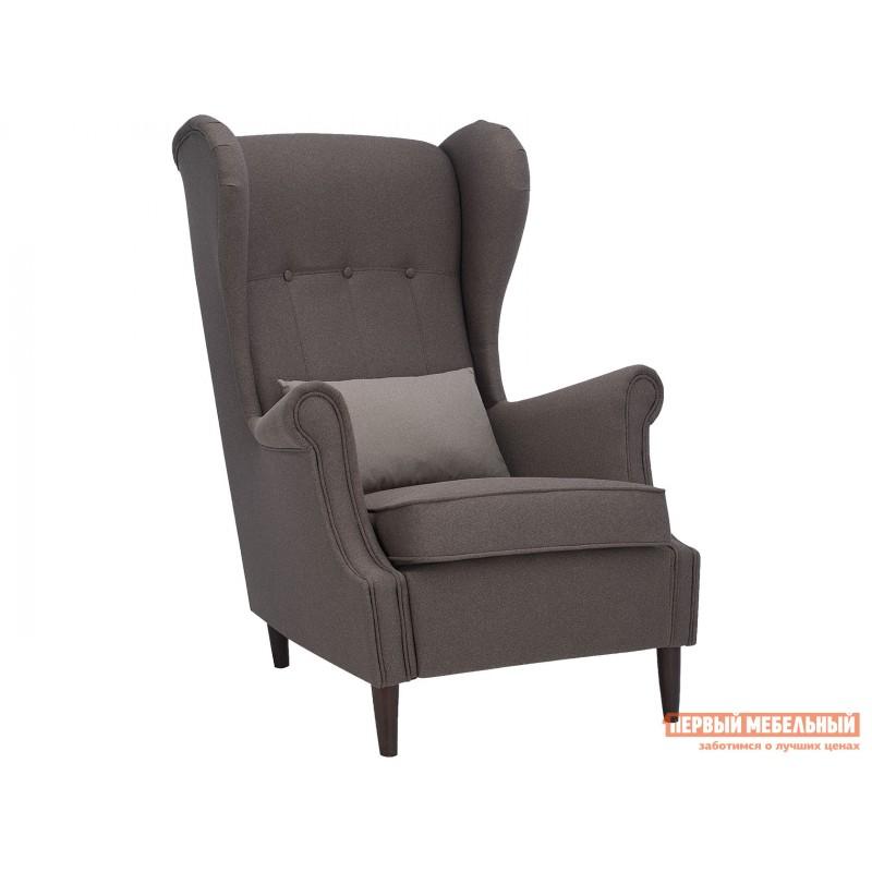 Кресло  Кресло Leset Монтего Коричневый, рогожка