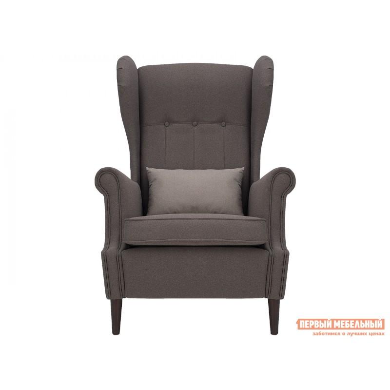 Кресло  Кресло Leset Монтего Коричневый, рогожка (фото 2)