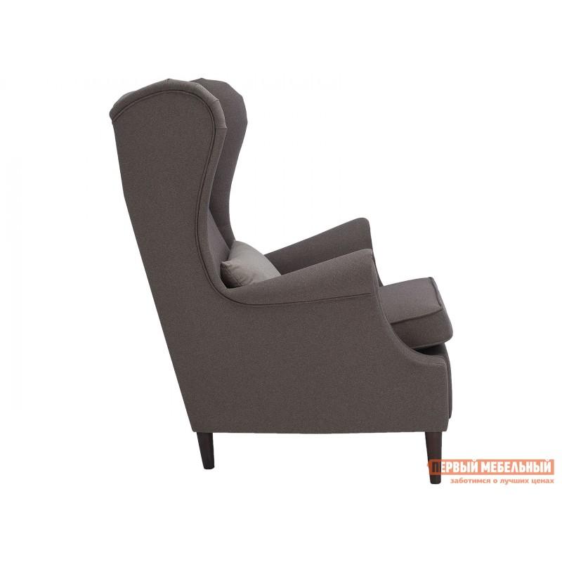Кресло  Кресло Leset Монтего Коричневый, рогожка (фото 3)