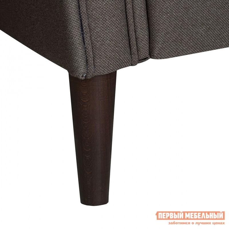 Кресло  Кресло Leset Монтего Коричневый, рогожка (фото 8)
