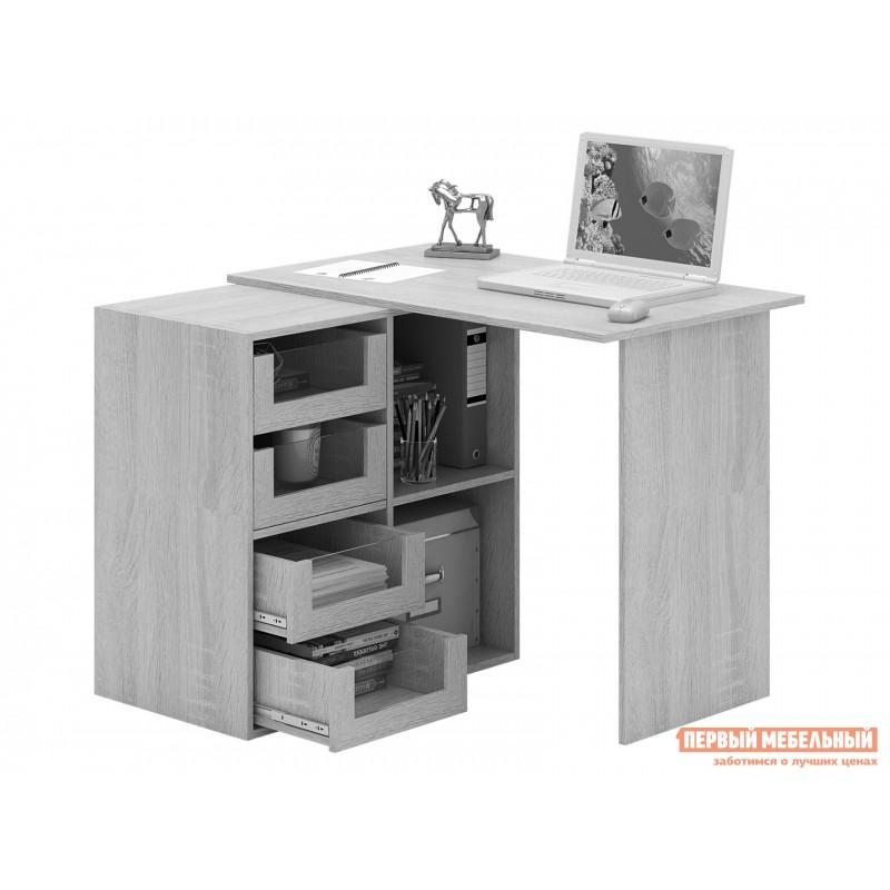 Письменный стол  Прайм-38 Венге / Белый (фото 5)