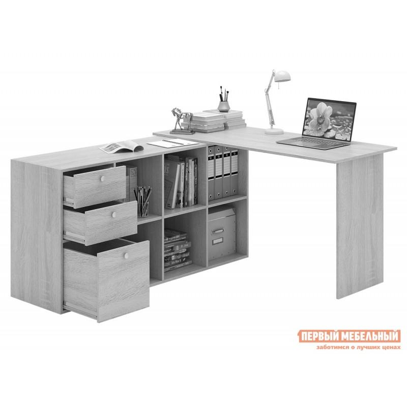 Письменный стол  Прайм-74 Венге / Дуб молочный (фото 3)