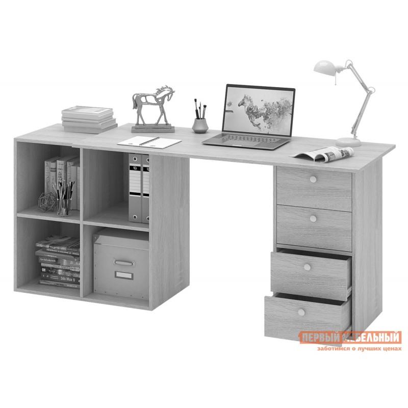 Письменный стол  Прайм-78 Венге / Дуб молочный (фото 4)
