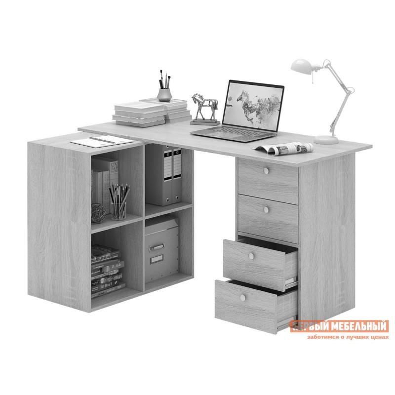 Письменный стол  Прайм-78 Венге / Дуб молочный (фото 5)
